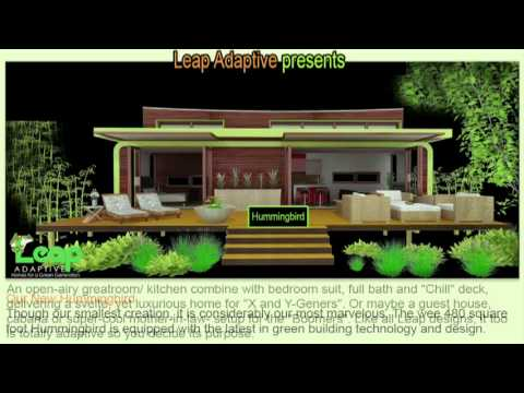 Green Home Plans - Best Energy Efficient Home Plans - Green construction video 2011 2012