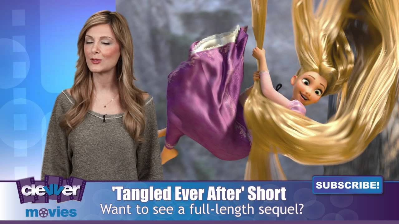 Download 'Tangled Ever After' Short Headed To Big Screen