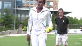 Tennis: Venus Williams Schools IGN.com