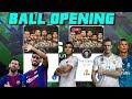 BALL OPENING DEL CLÁSICO BARCA VS MADRID
