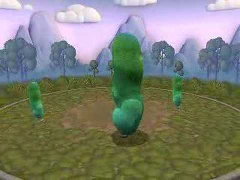 spore how to make creatures float