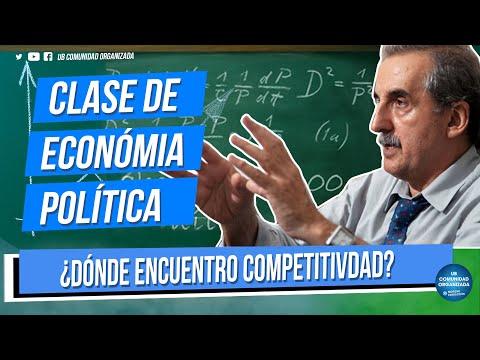 Clase De Economía Política Por Guillermo Moreno