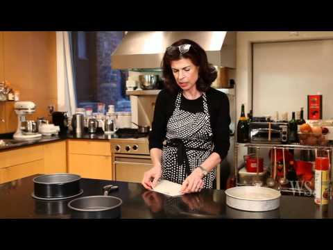 How to Line a Cake Pan: Cooking Confidential with Gail Monaghan