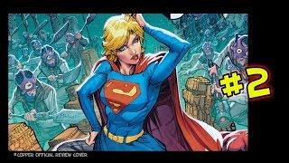 Justice League 3001 #2 Review