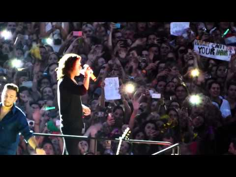 HD - One Direction - One Thing (live) FZ72 @ Wien, Vienna,  Austria OTRA 2015