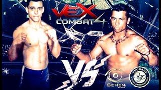 VEX COMBAT 4 - CARLOS GUARDA X JULIO BILIK  - luta 05
