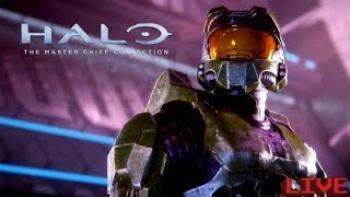 In the middle of the Halo 2: Anniversary Legendary Campaign with TheEvilArchitect