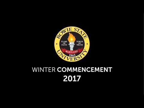 Winter 2017 Commencement