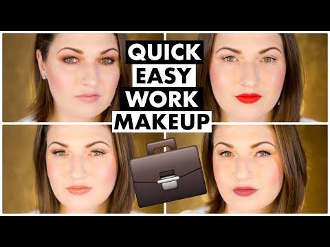 Office Makeup Tutorials for Professionals