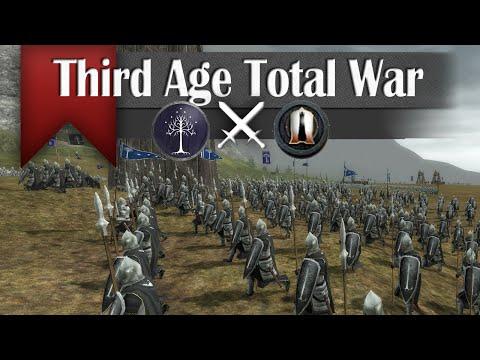 Gondorian Expedition - Third Age Total War (1v1 Online Siege Battle #30)