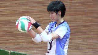 女子中学生バレーボール全国大会・決勝 長崎 VS 福岡【第2セット】ハイキュー JOC | Volleyball junior high school Haikyuu Japan