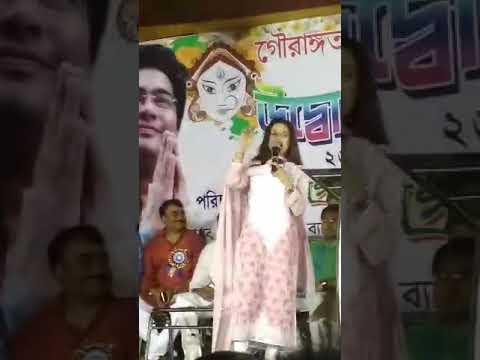 Amisha patel in Kolkata durga puja opening......  address. Kolkata 700137.budge budge kalipur
