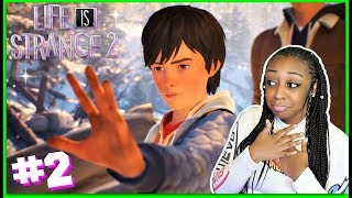 I ALMOST CRIED!! | Life Is Strange 2 Episode 2 PART 1 Gameplay!!!