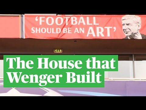 The House that Wenger Built: Arsene Wenger's 20 years at Arsenal