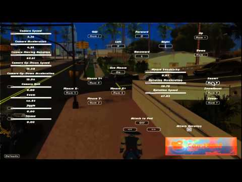 Cam Hunt Para GTA San Andreas (Alternativa A Cam Hack)
