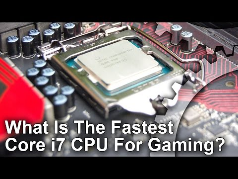 The best, fastest gaming CPU money can buy: Intel Core i7 6700K