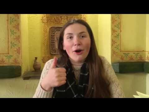 TÜRKÇE KONUŞAN UKRAYNALI KIZLA NASIL TANIŞTIM? Kiev - Ukrayna Vlog #2