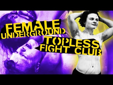 All Female Underground Topless Fight Club in Berlin from YouTube · Duration:  1 minutes 26 seconds