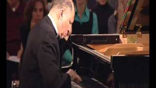 Bach,   Konzert d Moll BWV 974 1. Satz Andante e spiccato, Boris Bloch