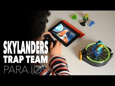 Skylander para iOS , descubre toda la experiencia Skylanders en tu iPad