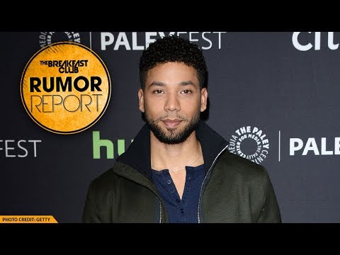 Jussie Smollett Dropped From Remainder Of Empire Season