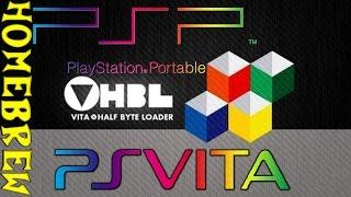 Installazione VHBL su PlayStation Vita (PSP HomeBrew su PS VITA) FW 3.60