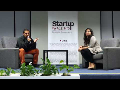 Startup Grind Lima Host Alfredo Fuentes  (Tekton Labs)