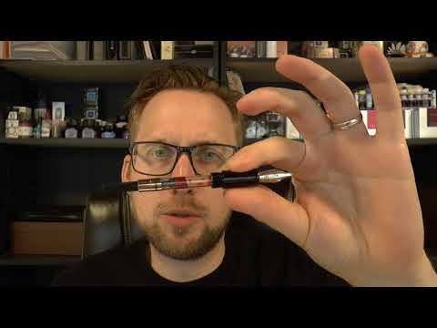 Benu Pen Supreme Collection Nebula Fountain Pen Review