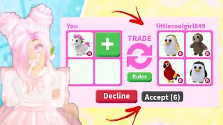What people trade for Ride Able Unicorn || Adopt Me//Roblox||