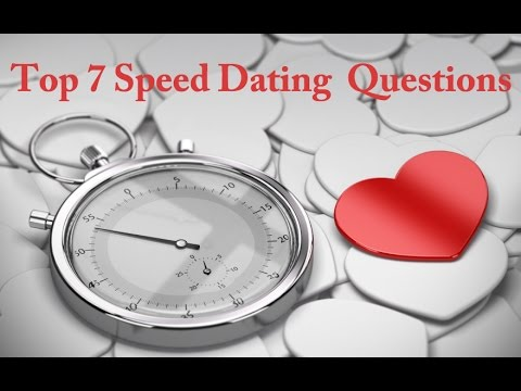 best questions on speed dating