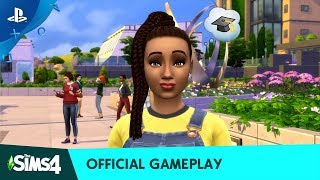 The Sims 4 | Discover University Official Gameplay Trailer | PS4
