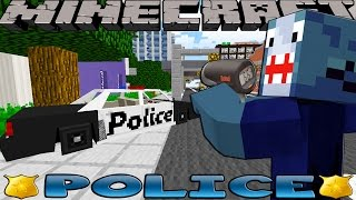 Minecraft Police -  HIGH SPEED PURSUIT!!!