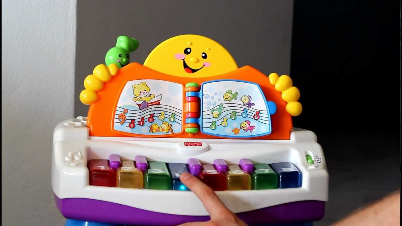 Fisher Price Laugh And Learn Baby Grand Piano Reviews