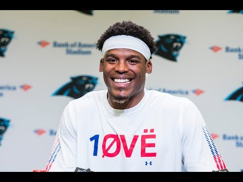 Cam Newton: I like the way this team is forming together