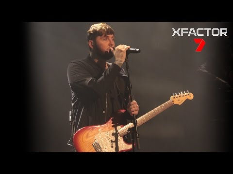 James's Arthur's performance of 'Safe Inside' - The X Factor Australia 2016