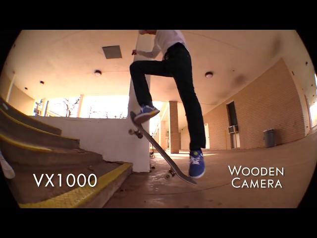 VX Mic versus VX1000 - Audio Comparison