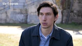 Adam Driver - The Telegraph Interview and Q&A for Paterson