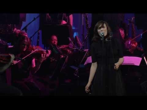 Sarah Blasko live At Sydney Opéra House