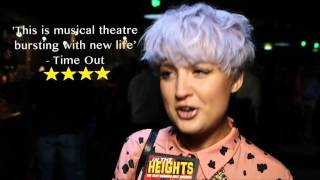 In The Heights - Vox Pops