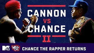 Chance the Rapper RETURNS to Battle Nick Cannon  W