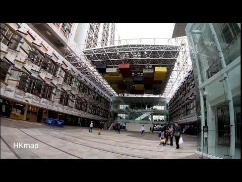 【4K Hong Kong Walk Tour】Tin Ma Court / Wang Tau Hom / Lok Fu