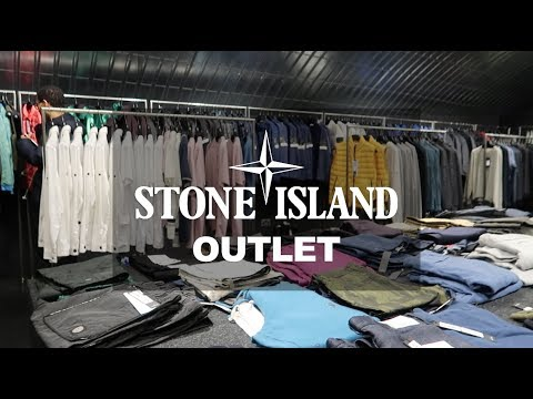 Stone Island Outlet in London!