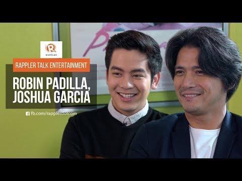 Rappler Talk Entertainment: Robin Padilla, Joshua Garcia