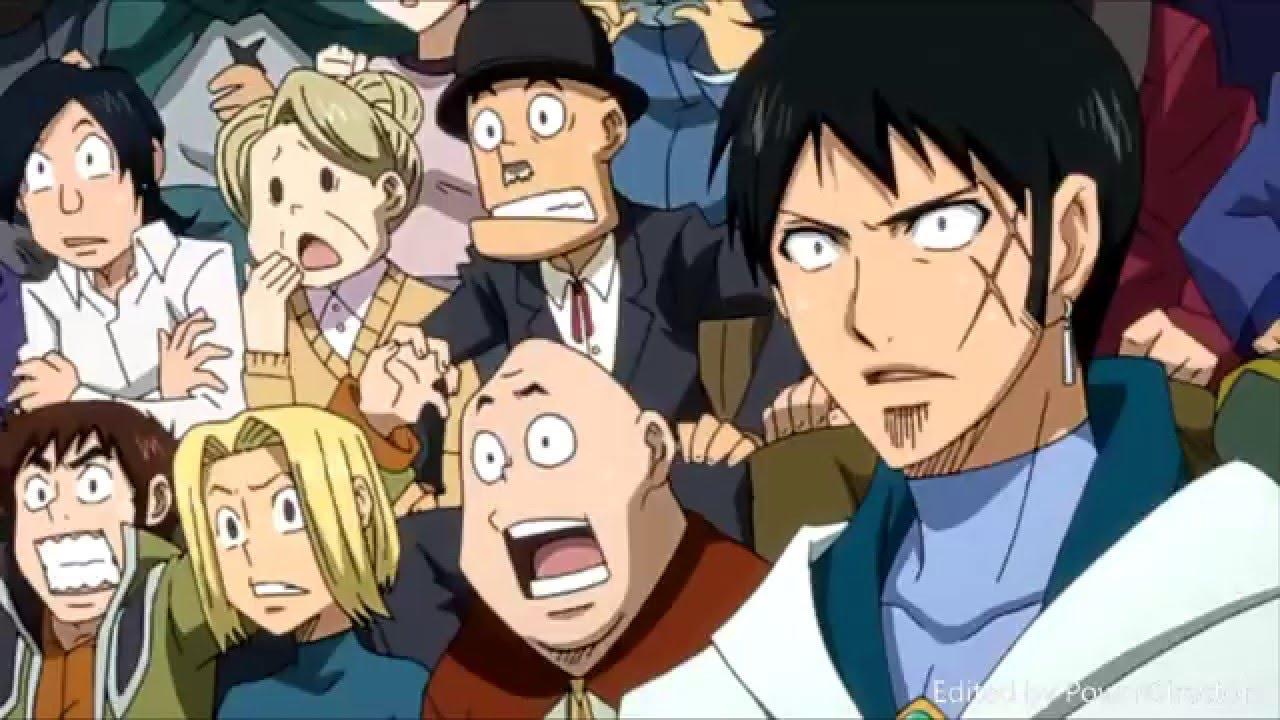 shocked anime face