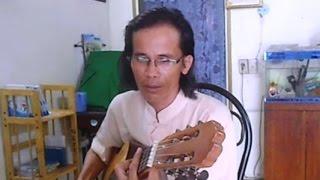 Ngẫu hứng Guitar: Một Mình Thôi, S.Tác:Anh Việt Thu.