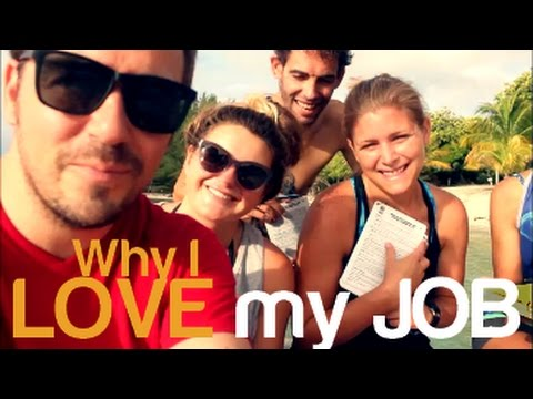WHY I LOVE MY JOB (a message for the millennials) - YouTube