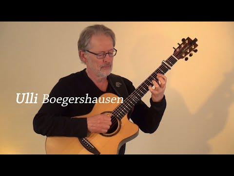 Ulli Boegershausen - Bleeding Love (as performed by Leona Lewis)
