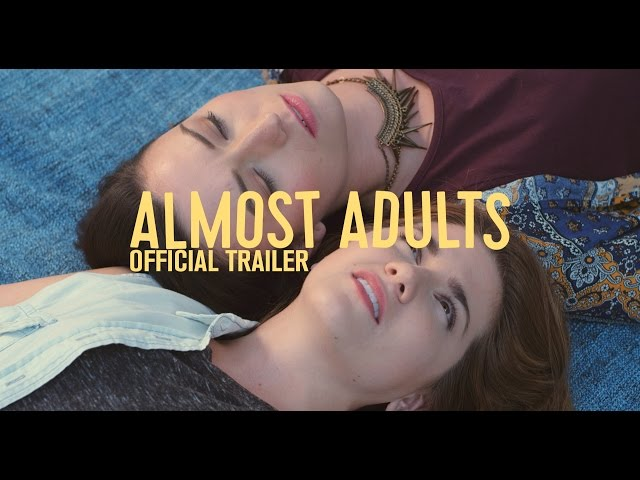 ALMOST ADULTS Official Trailer - LGBT film