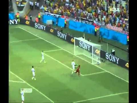 Germany 2-2 Ghana world cup 2014