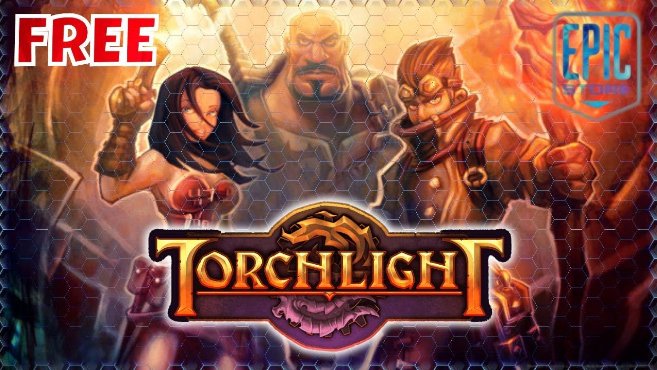 Torchlight - Free Game | Epic Games Store - YouTube